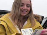 imagen Chica desconocida acepta dinero a cambio de follar