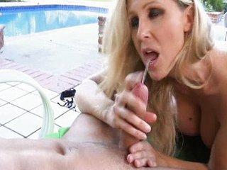 Jardinero se folla a la mujer del jefe