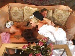 Un dia de boda con cuernos incluidos